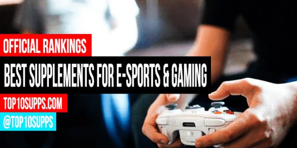 सबसे की खुराक के लिए गेमिंग और ई-खेल