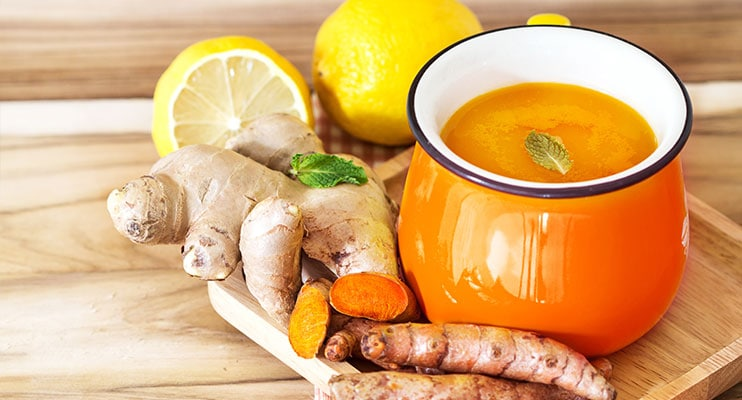 Fødevarer, der er kendt for at bekæmpe inflammation