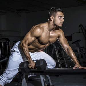 Melhores suplementos para construção muscular