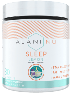 Alani Nu dormi