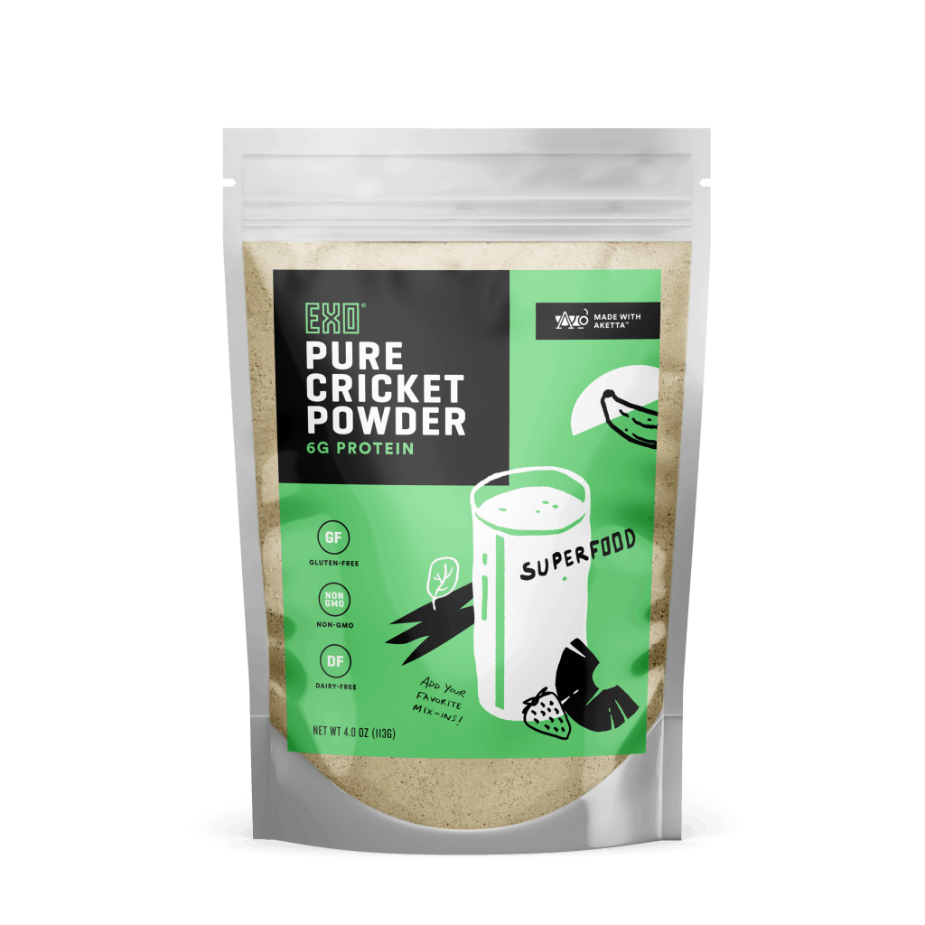 Exo Pure Cricket Powder
