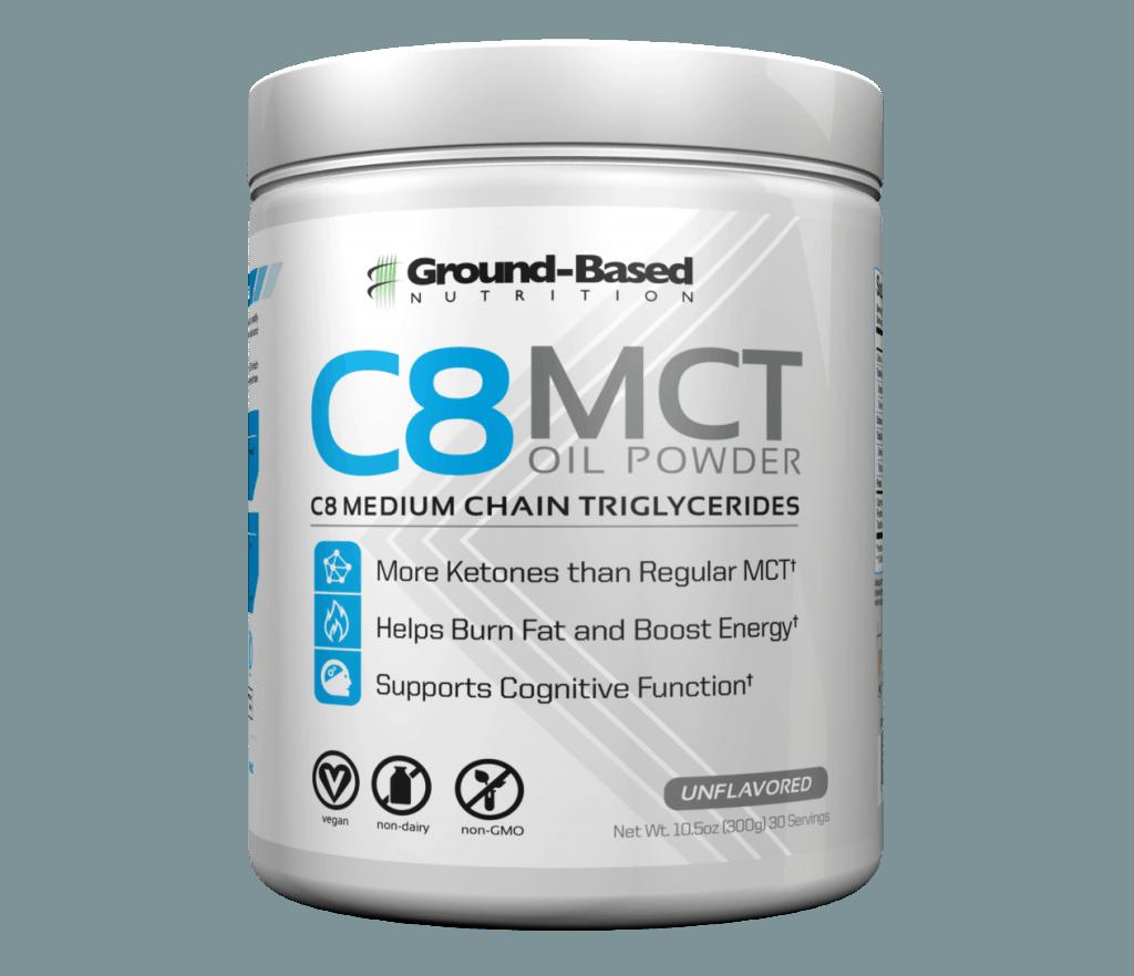Наземная основа C8 Mct Oil Powder