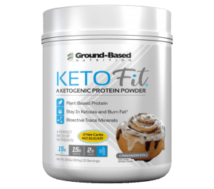 Ground Based Nutrition Keto Fit