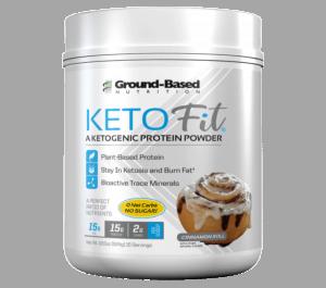 Nutrición basada en el suelo Keto Fit