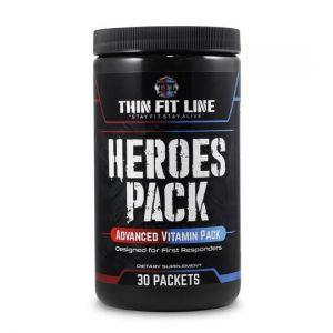Think Fit Line Heroes Pack