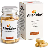 Afterdrink -tuote