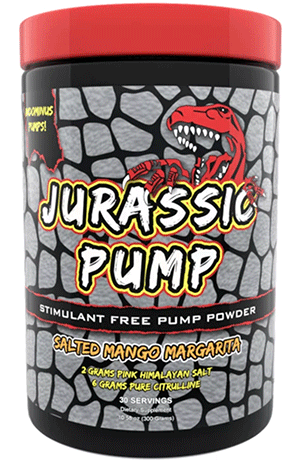 Pump Jurassic De réir Tim Muriello