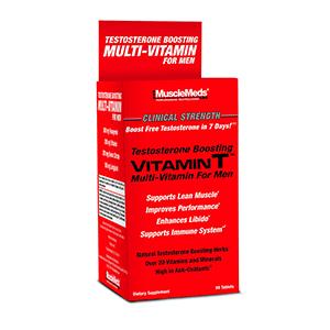 Musclemeds Vitamin T