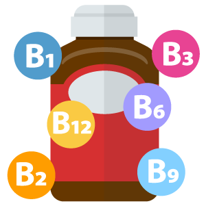 Sources Of B Vitamins