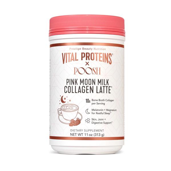 Vital Proteins X Poosh Pink Moon Milk Collagen Latte Review,Valentines Day Dinner Decoration Ideas